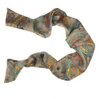 Morocco silk scarf