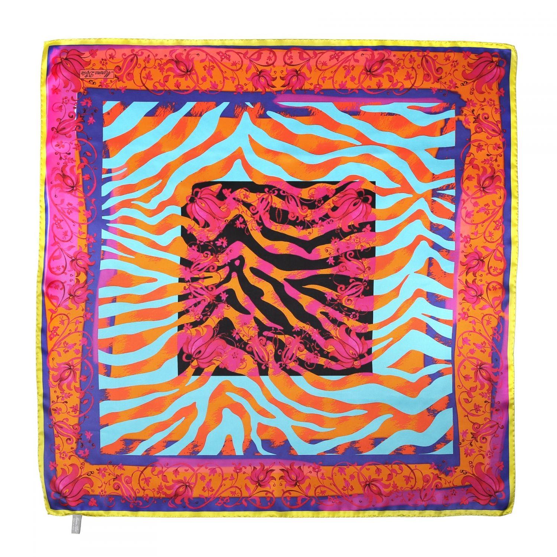 Gipsy Magic fucsia Silk scarf