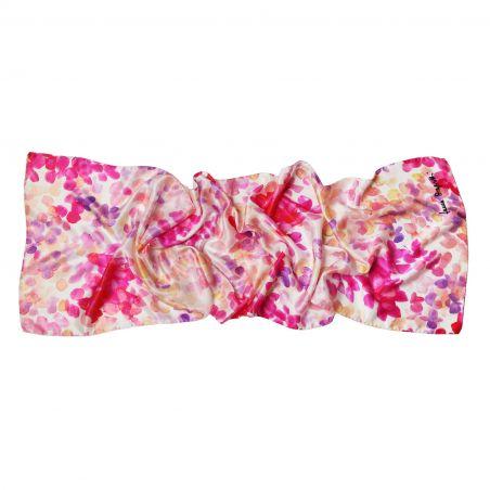 Sal matase Laura Biagiotti Air du printemps pink