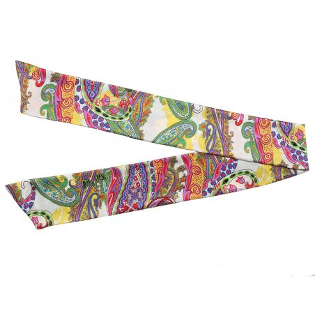 Sunny Day silk scarf