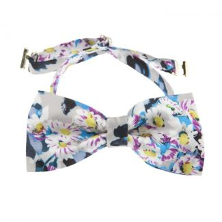 Daisy Bloom bow tie