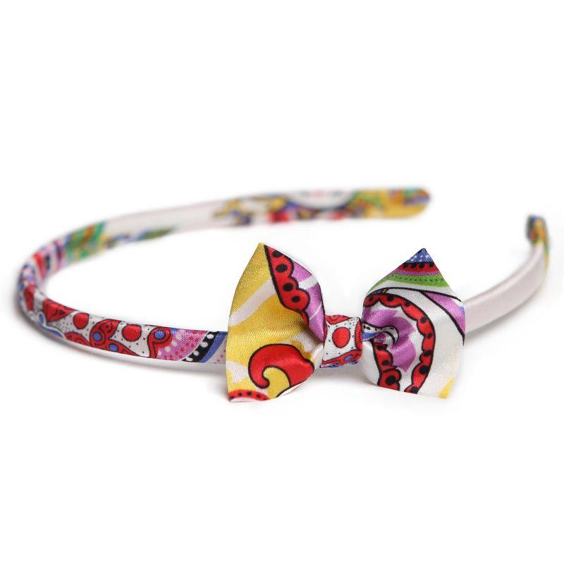 Sunny Day silk headband
