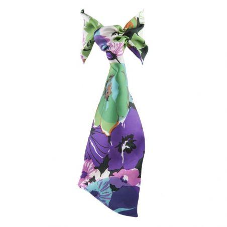 Lolly Pop flounce scarf