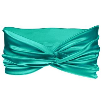 Green turcoise turban