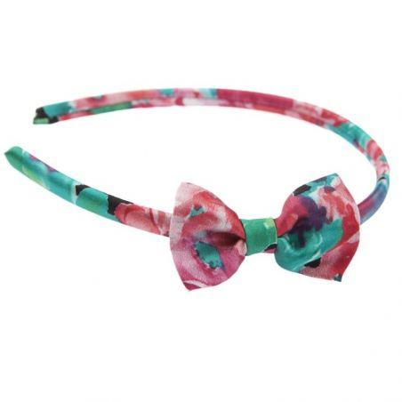 Primavera bow headband