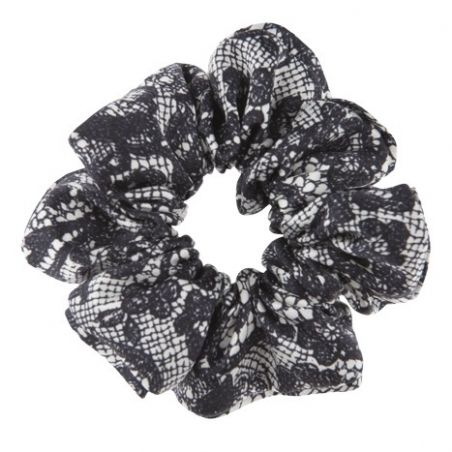 Hair Twist Black Lace