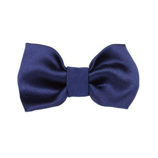 Cadou: Eşarfă pătrată Mila Schon curele blu şi fundiţă