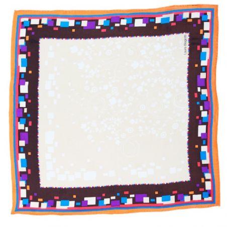 L. Biagiotti beige scarf