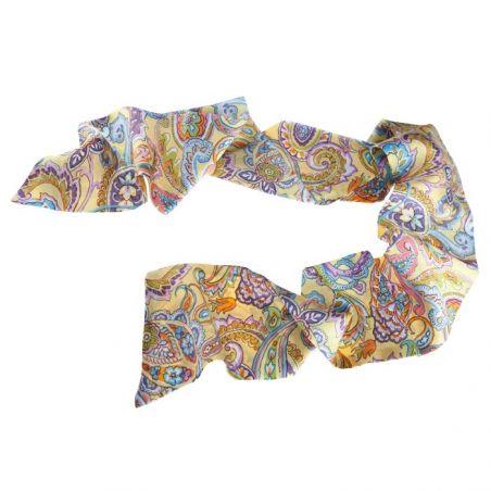 Eşarfă mătase naturală Escape to Jaipur