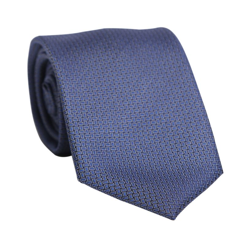 Cravata matase L. Biagiotti Sorrento aqua blue