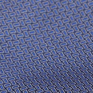 L. Biagiotti silk tie Sorrento aqua blue