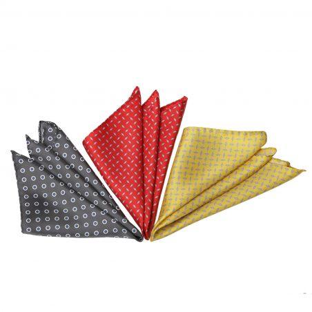 Gift: Smart Outfit silk handkerchiefs