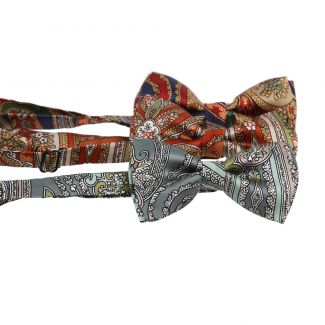 Gift: My Privilege silk bow ties