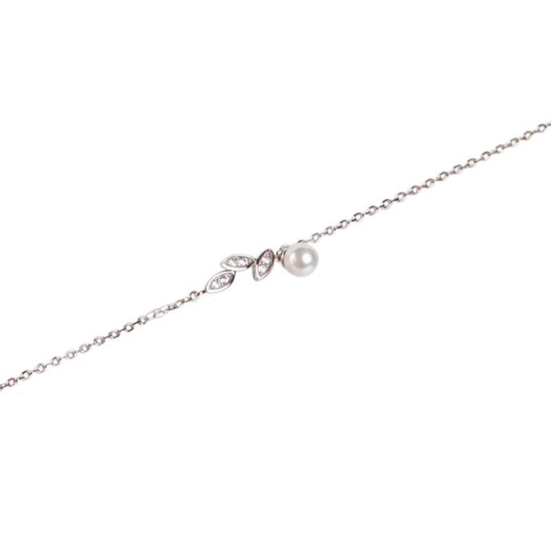 Zirconia My Way silver bracelet