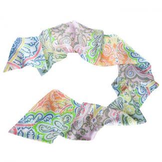 Eşarfă MC paisley multicolor