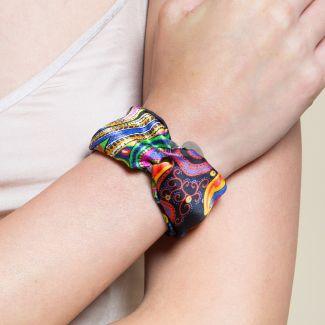 Silk bracelet 9 Lives