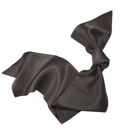Eşarfă de păr neagră