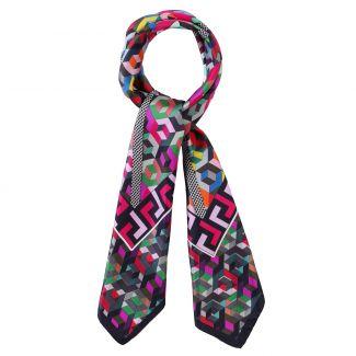 RR Vasareli pink silk scarf