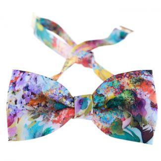 Fleur de Provence necktie