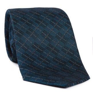 Cravata L. Biagiotti Vittorio dark green