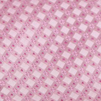 L. Biagiotti silk tie Carrara pink