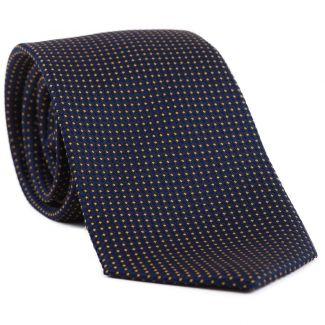 L. Biagiotti silk tie New design blue