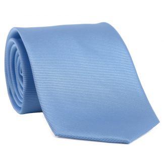 L. Biagiotti silk tie Best Classic light blue