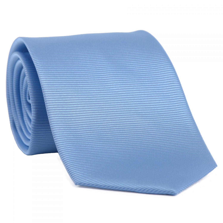 Cravata L. Biagiotti Best Classic light blue