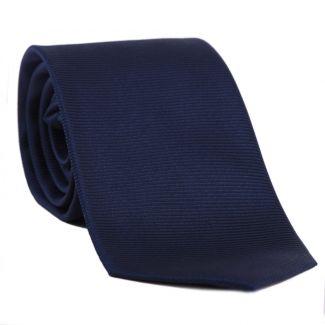L. Biagiotti silk tie Best Classic navy
