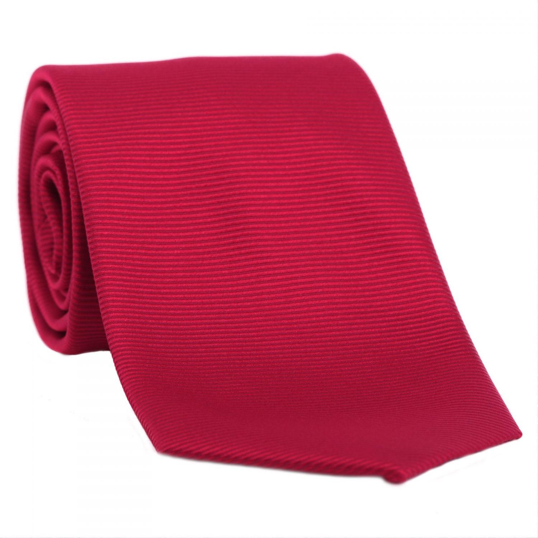 L. Biagiotti silk tie Best Classic red