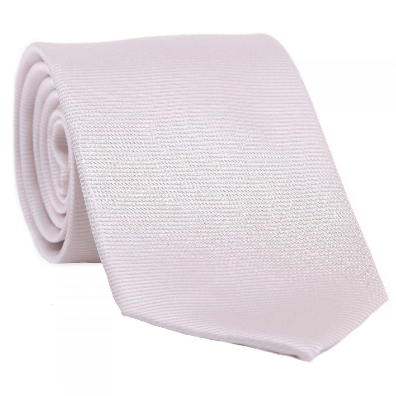 Cravata L. Biagiotti Best Classic white -ivoire