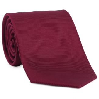 L. Biagiotti silk tie Best Classic bordeaux