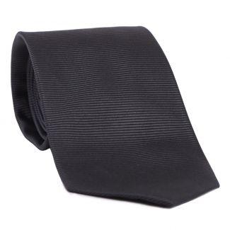 L. Biagiotti silk tie Best Classic black