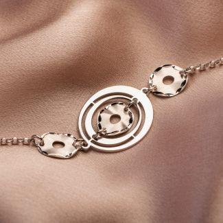 Urban Energy silver bracelet