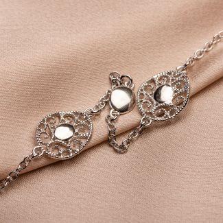 Moments  silver bracelet