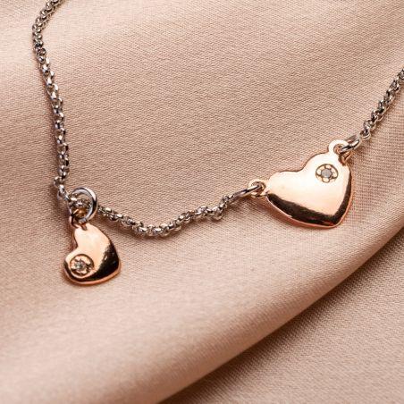 Bratara argint With Love