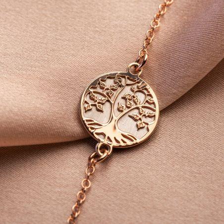 Bratara argint Tree of Life