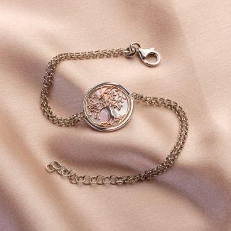 My Spirit silver bracelet