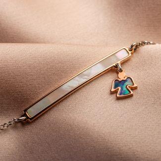 My Sweet Angel silver bracelet