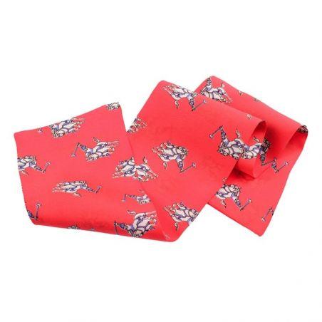 Eşarfă de păr Hot Red Jeans