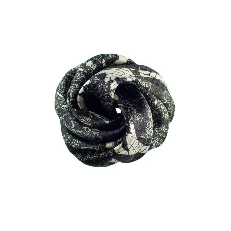 Hair Rose Black Lace