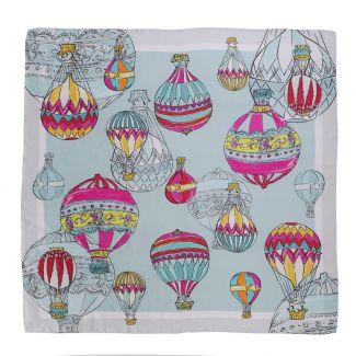 Make a Wish ciel silk scarf