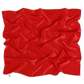 Red L. Biagiotti silk scarf