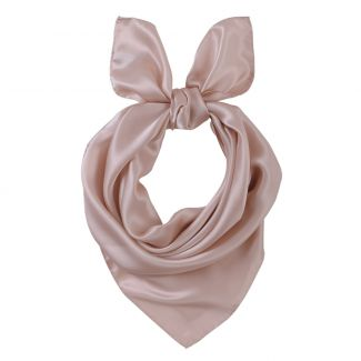 Nude L. Biagiotti silk scarf