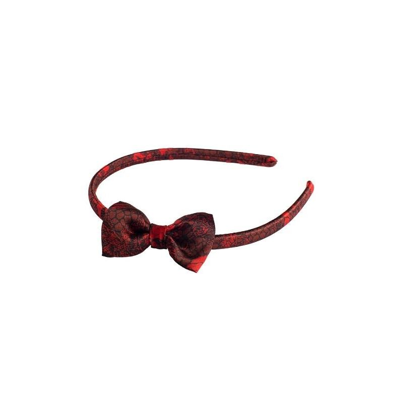 Headband cu fundita Moulin Rouge