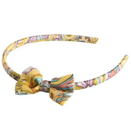 Headband cu fundita Escape to Jaipur