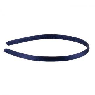 Headband Hot Red Jeans bleumarin