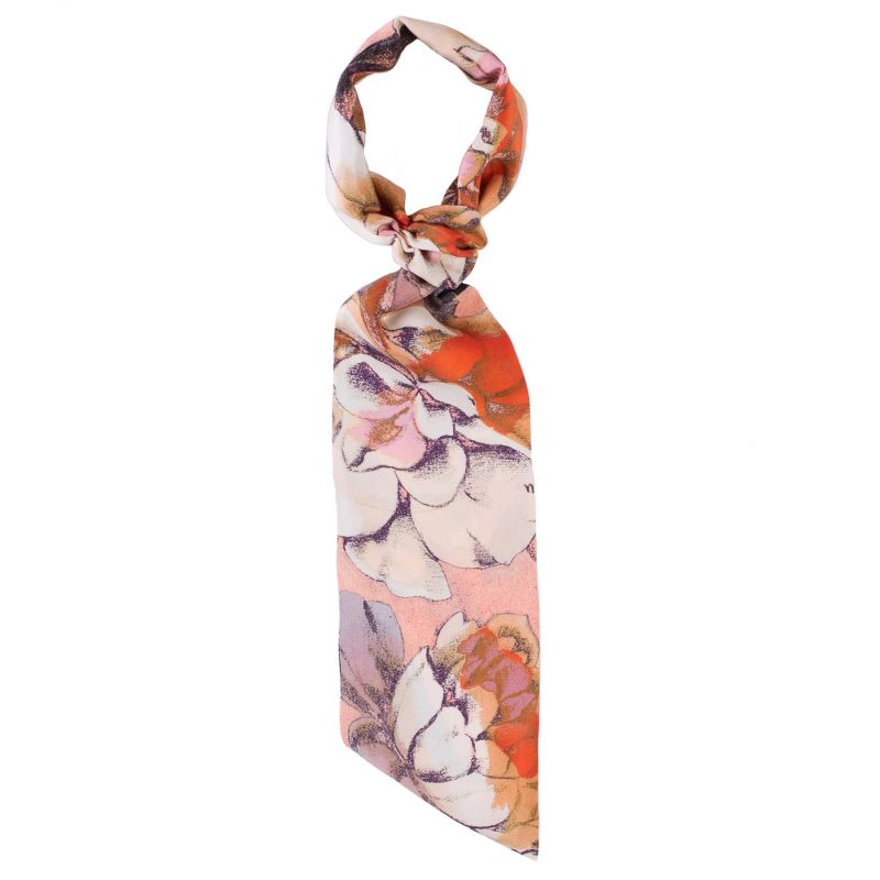 Flounce Scarf Dolce Vita Coral