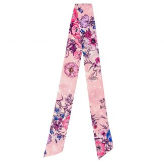 Twilly Silk Scarf Inspire Pink