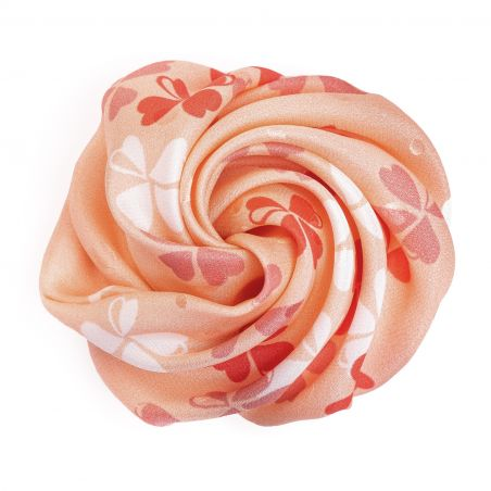 Hair Rose Pretty Lucky coral